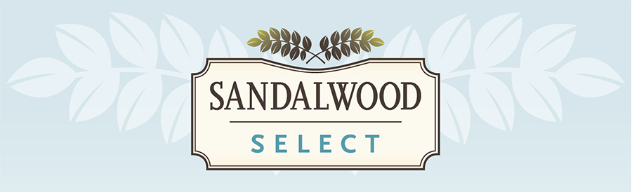 sandalwood select header