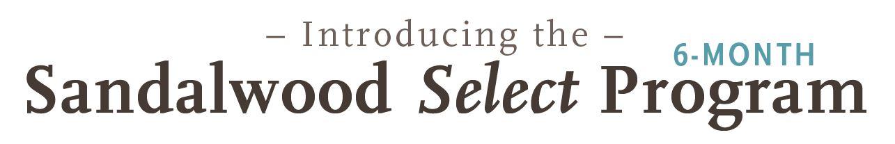 sandalwood select subhead