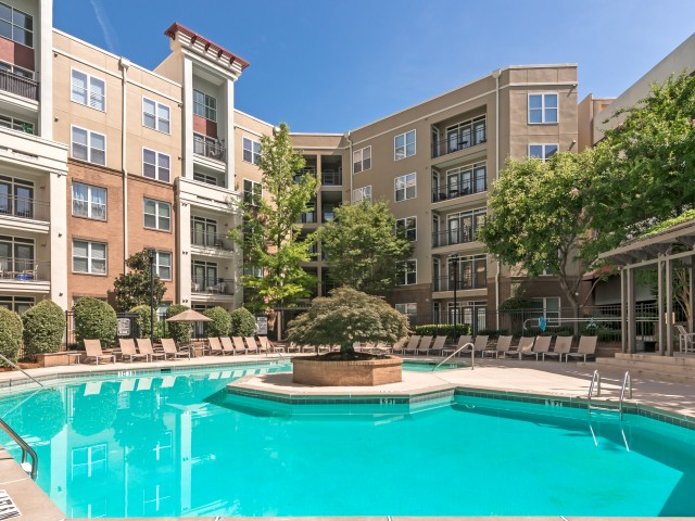 Image of Swimming Pool for The Lofts at Atlantic Station