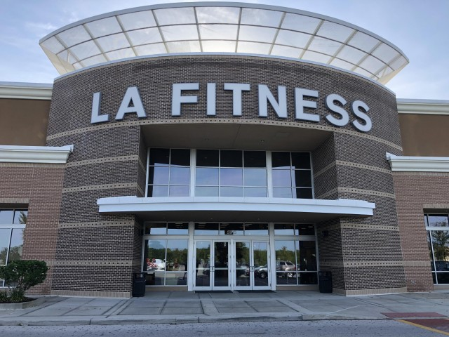 Image of 24 Hour Fitness Gym for The Lofts at Atlantic Station