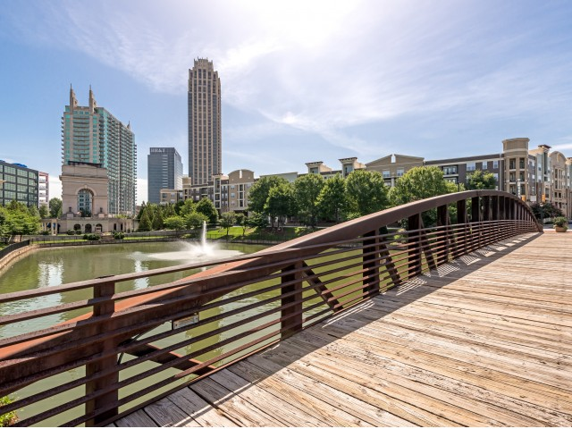 Image of Piedmont Park for The Lofts at Atlantic Station