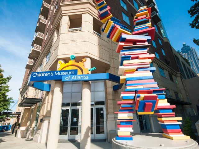 Image of Children's Museum of Atlanta for The Lofts at Atlantic Station