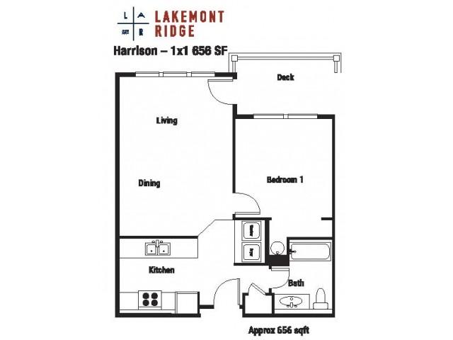 Harrison Floor Plan
