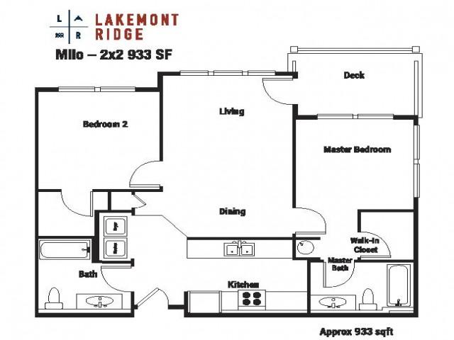 Milo Floor Plan