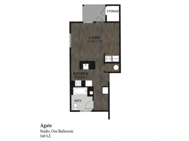 Agate - Studio
