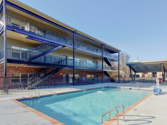 Image of Swimming Pool for Backwater Cove