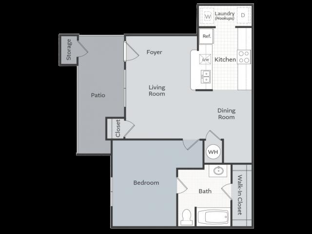 1 Bedroom Apartment Conway AR