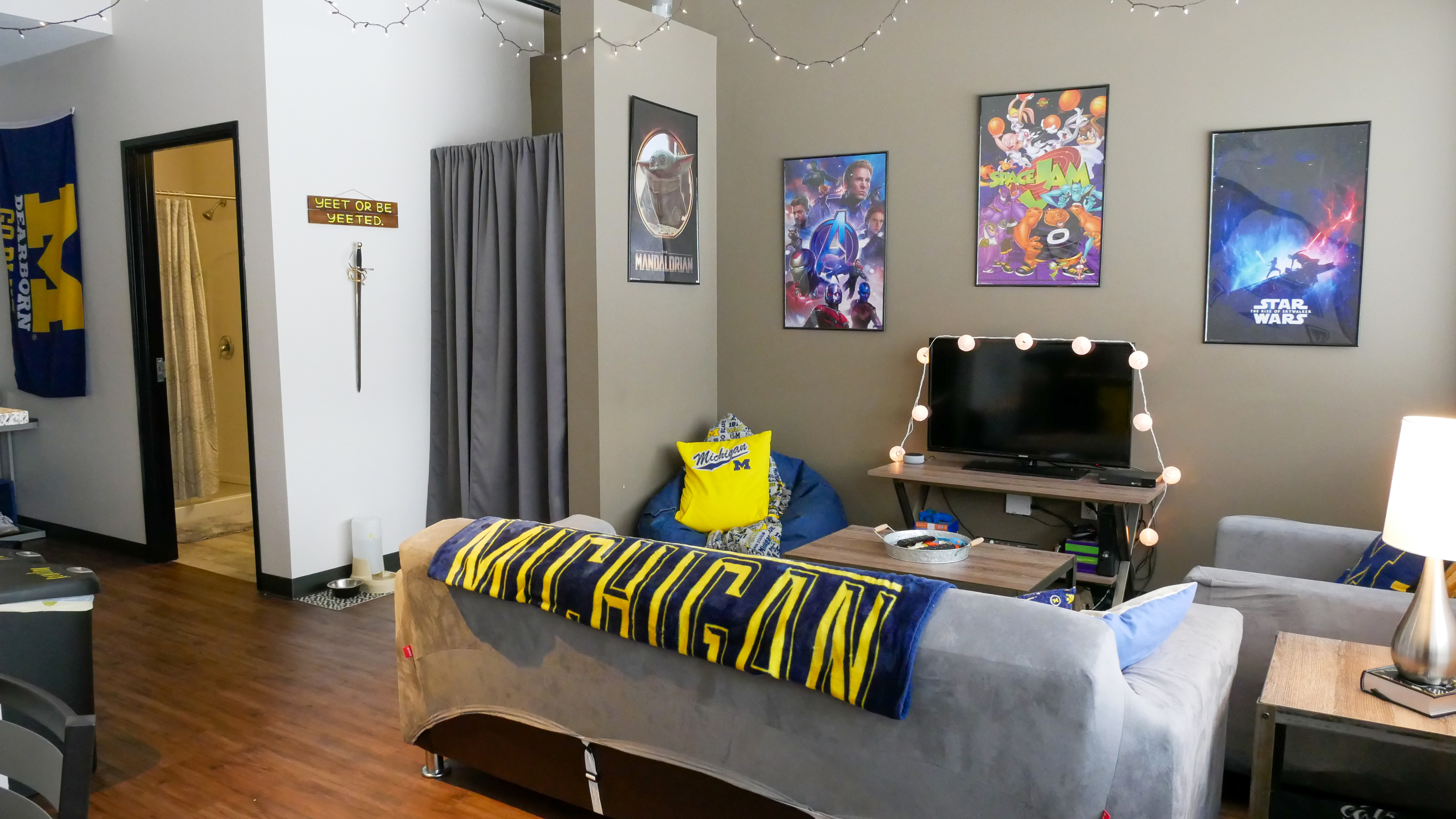 Shared Single Loft | The Union at Dearborn | Dearborn Apartments