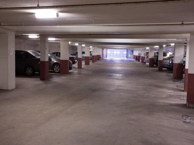Image of Heated Underground Parking Garage for Regency West Apartments
