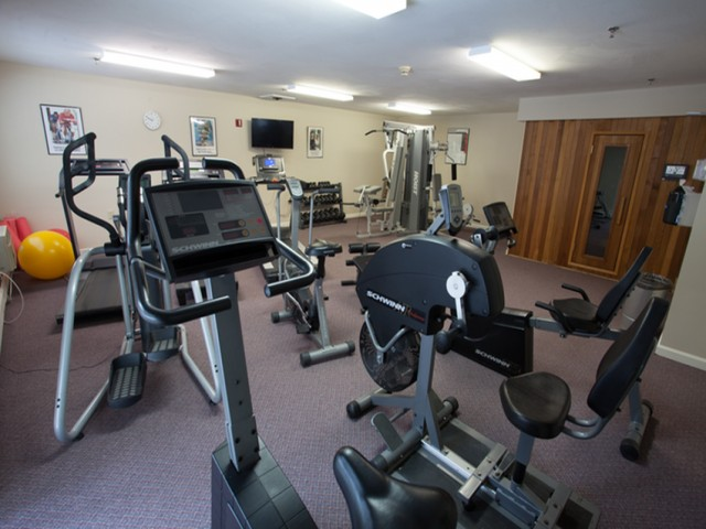 Image of Fitness Area for Regency West Apartments