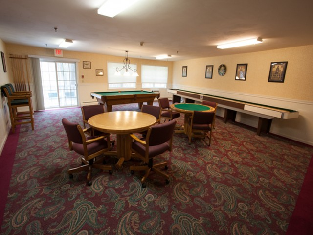 Image of Game Room for Regency West Apartments