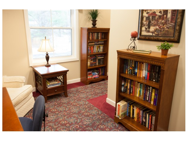 Image of Library for Regency Place Apartments