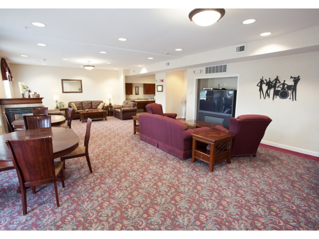 Image of Community Room for Regency Place Apartments