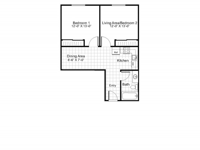 A2  | Colonial Village Apartments | Apartments in Manchester NH