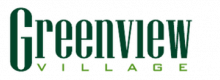 Greenview Village Logo