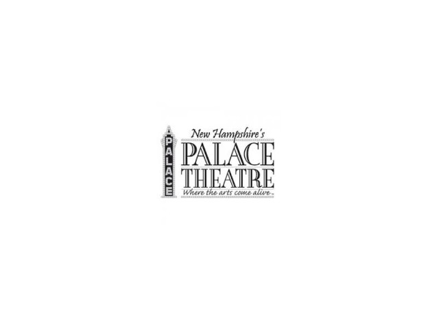 Logo for Palace Theatre near Colonial Village apartments.