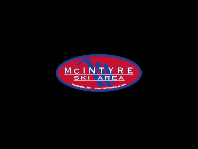 McIntyre Ski Area Logo - facility near Colonial Village apartments.
