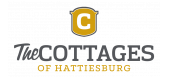 Small Logo Cottages of Hattiesburg | Logo | The Cottages of Hattiesburg | Student Apartments In Hattiesburg MS