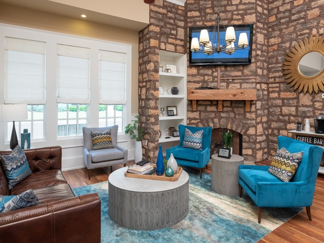 Entertainment Room | The Cottages of Hattiesburg | Off Campus Housing Near USM