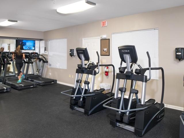 Cutting Edge Fitness Center | Legacy Student Living | Off Campus Housing Near FSU