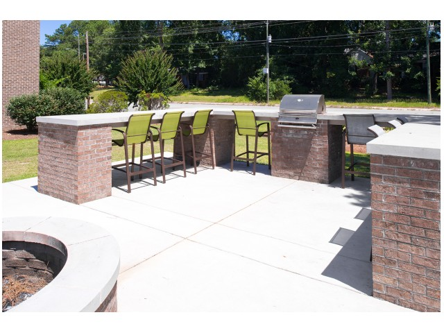Community BBQ Grills   University Park   Apartments In Greenville