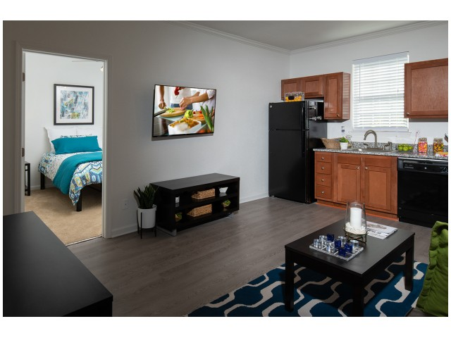 Cable | Flatts at South Campus | Student Housing Oxford MS