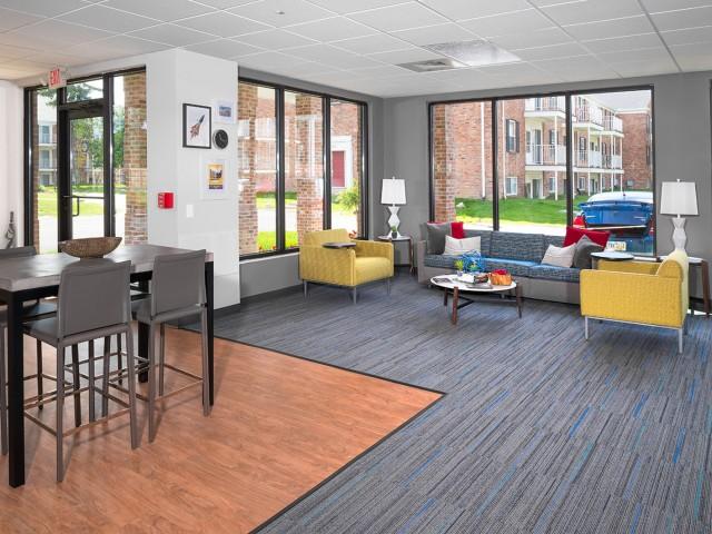 Complimentary Coffee Bar | University Hills | 1, 2, & 4 Bedroom Apartments Toledo