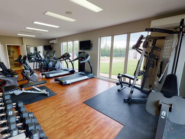 Fitness Center | University Village | Apartments In Carbondale IL