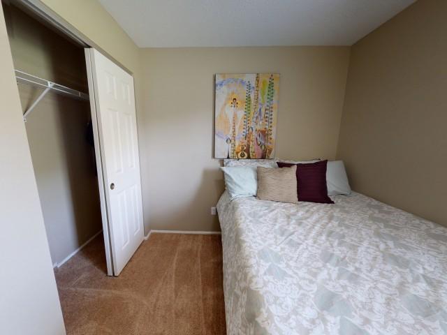 Large Closet | Bedroom | University Village | Apartments In Carbondale IL Near Siu