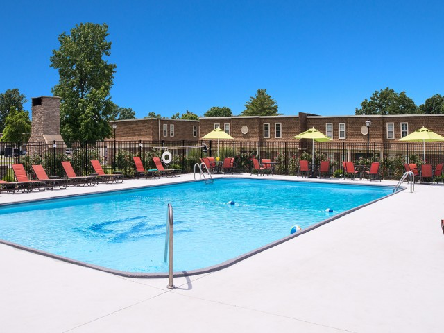 Swimming Pool | University Village | Apartments In Carbondale IL