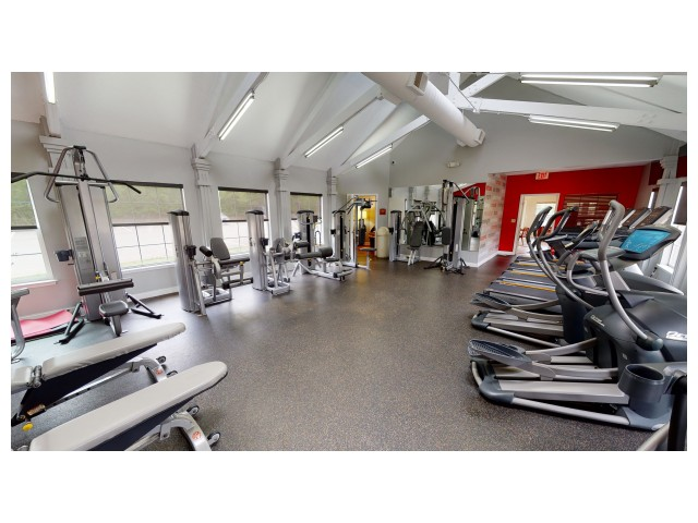 Resident Fitness Center | Hawks Landing | Apartments In Oxford Ohio
