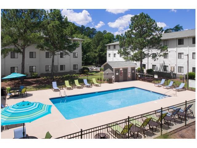 Swimming Pool   University Park   Apartments Near ECU