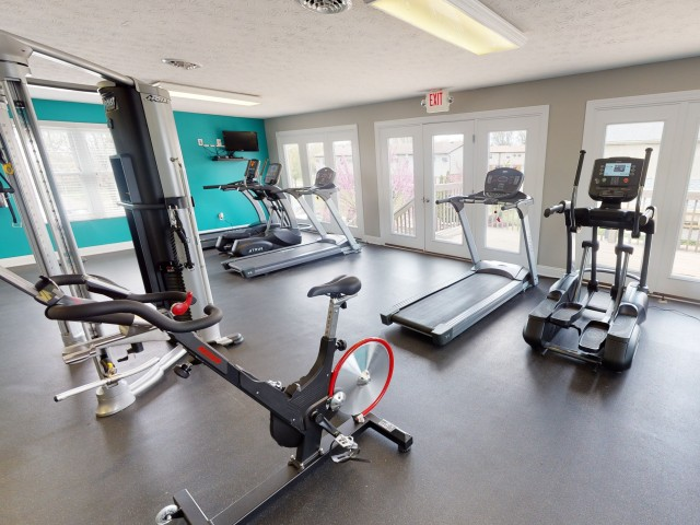 Community Fitness Center | The Commons | Student Apartments In Oxford OH