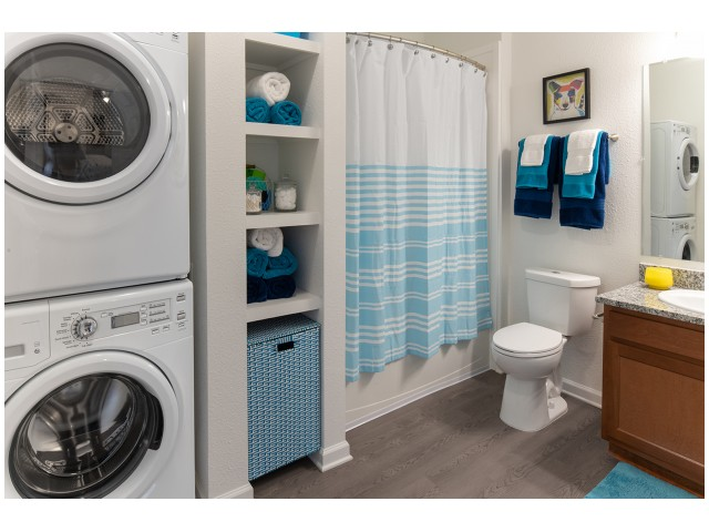 Washer/dryer | Apartment with Washer and Dryer | Flatts at South Campus | Oxford MS Student Apartments