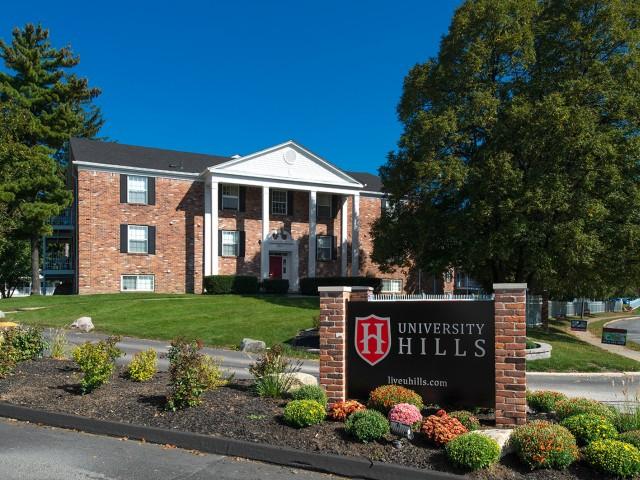 Location | University Hills | 1, 2, & 4 Bedroom Apartments Toledo