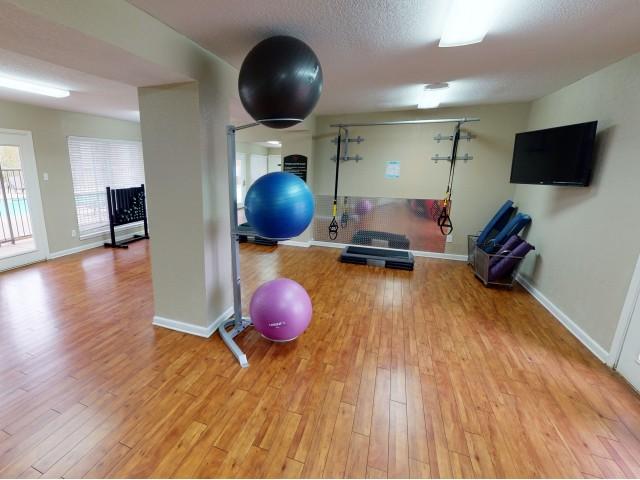 Yoga Studio | Raiders Walk Apartments