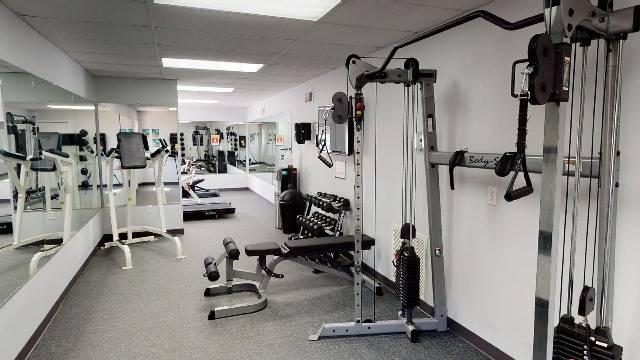 Resident Fitness Center | Eagles West | Apartments Near Auburn University