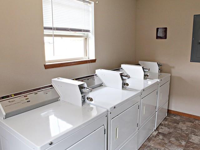 Laundry room dryers