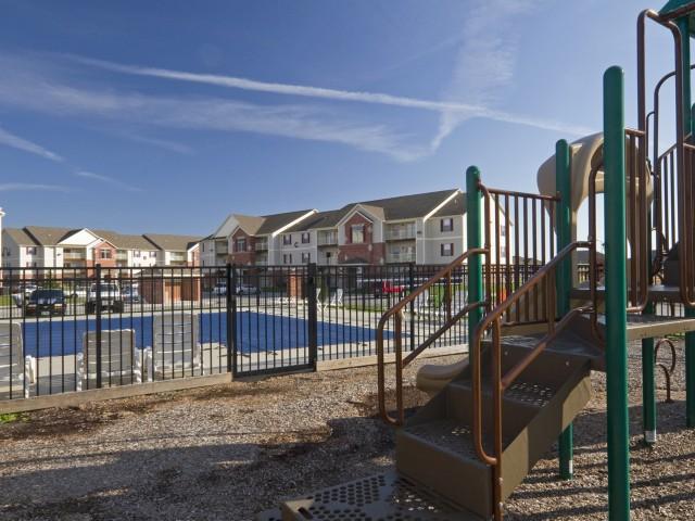 Oak Court Playground