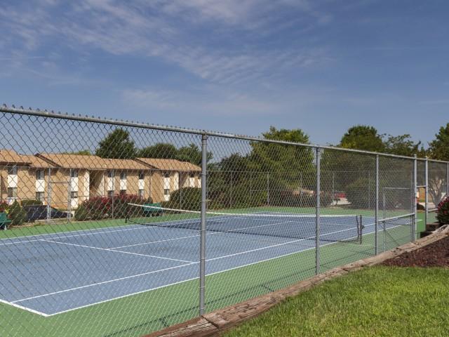 Pebblecreek Tennis Courts