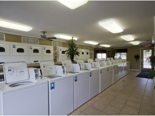 Pebblecreek Laundry facility