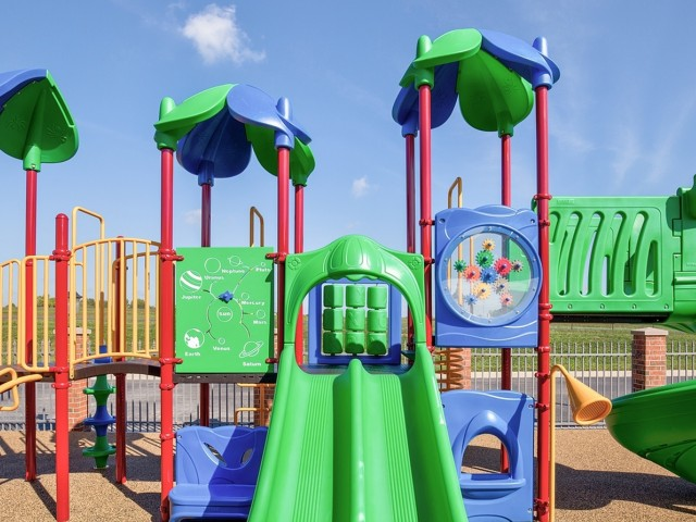 Embassy Ozark Playground