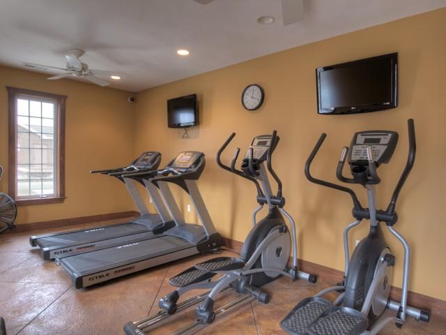 Embassy Ozark Fitness Room