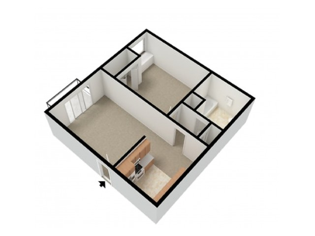 Markwood 1 Bedroom