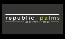 Republic Palms Logo