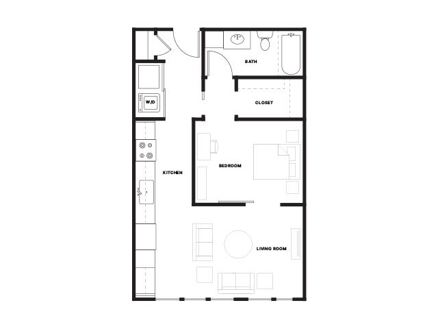 Foundry-0A Floorplan