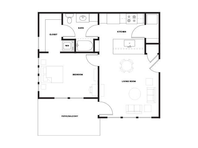 Foundry-1A Floorplan