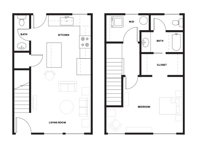Foundry-THA Floorplan