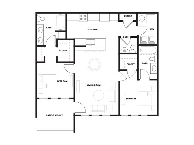 Foundry-2A Floorplan