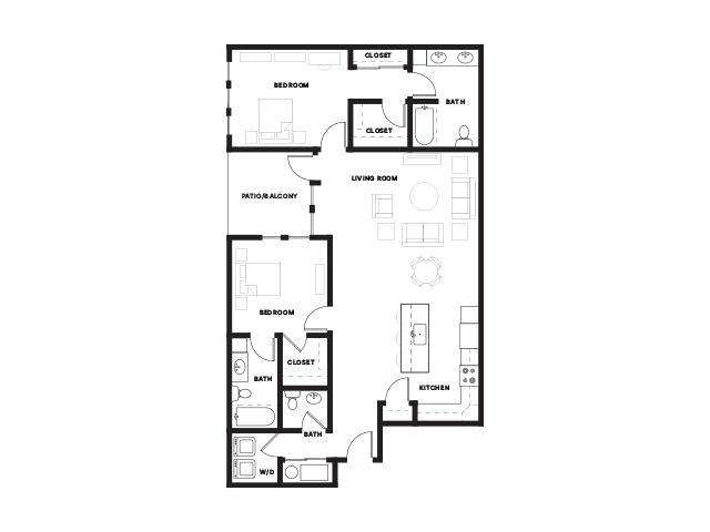 Foundry-2B Floorplan